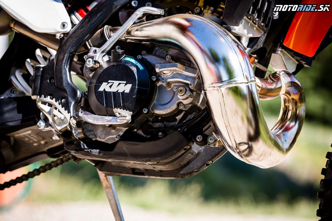 KTM EXC 250/300 TPI 2018 - nové dvojtakty so vstrekovaním
