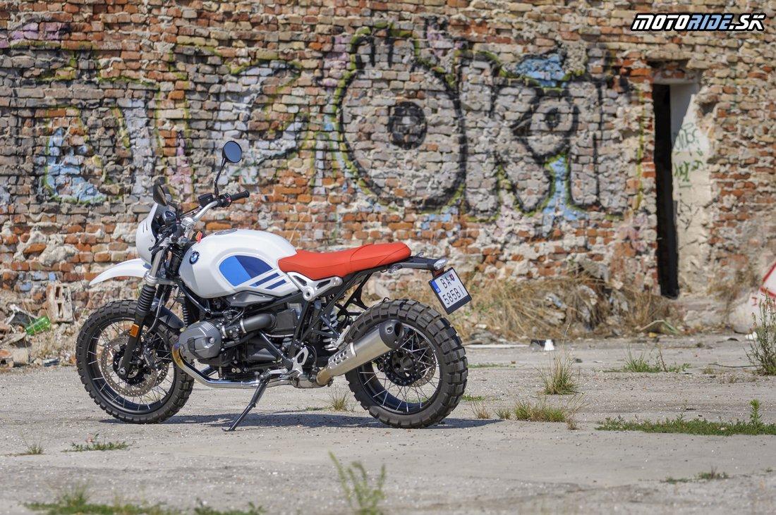 BMW R nineT Urban GS
