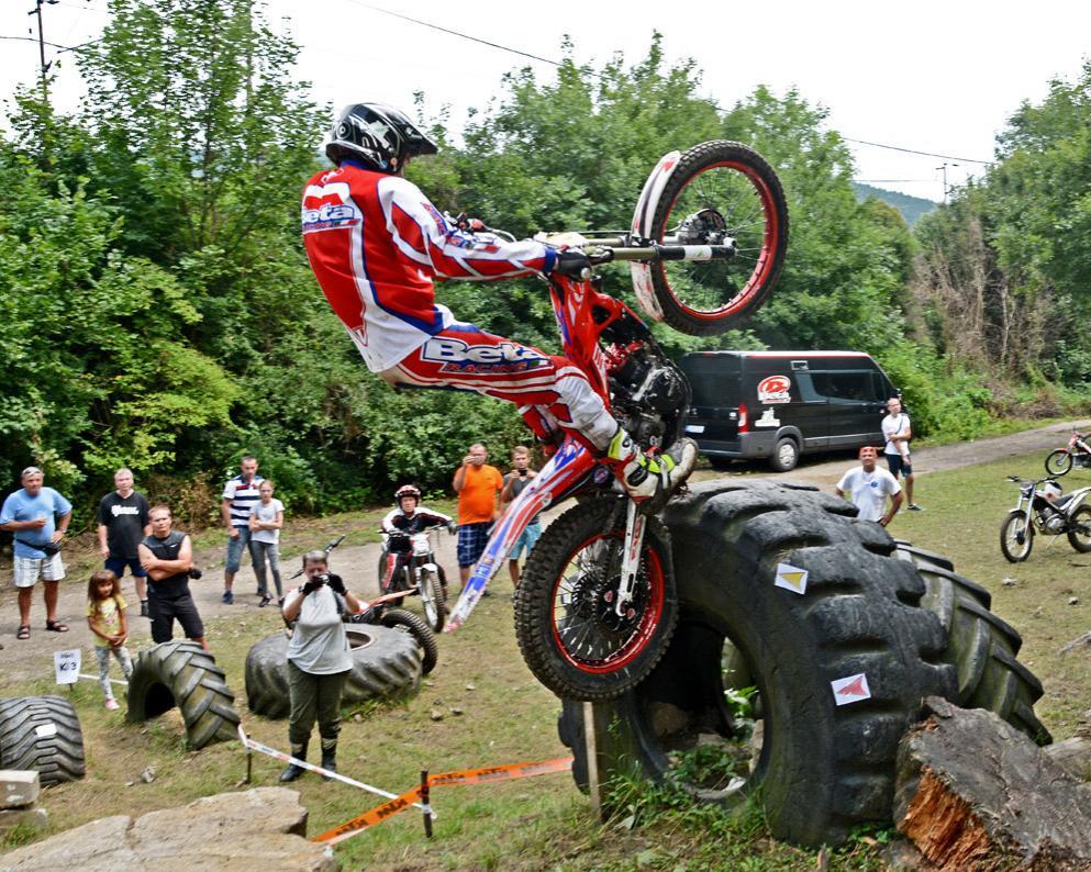 Predposledný trial šampionátu SMF 2017 - Vieska-Bezdedov