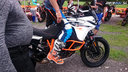 Enduro tréning s legendou: Chris Birch v Kopernici - KTM 1090/1290 Adventure R 2017
