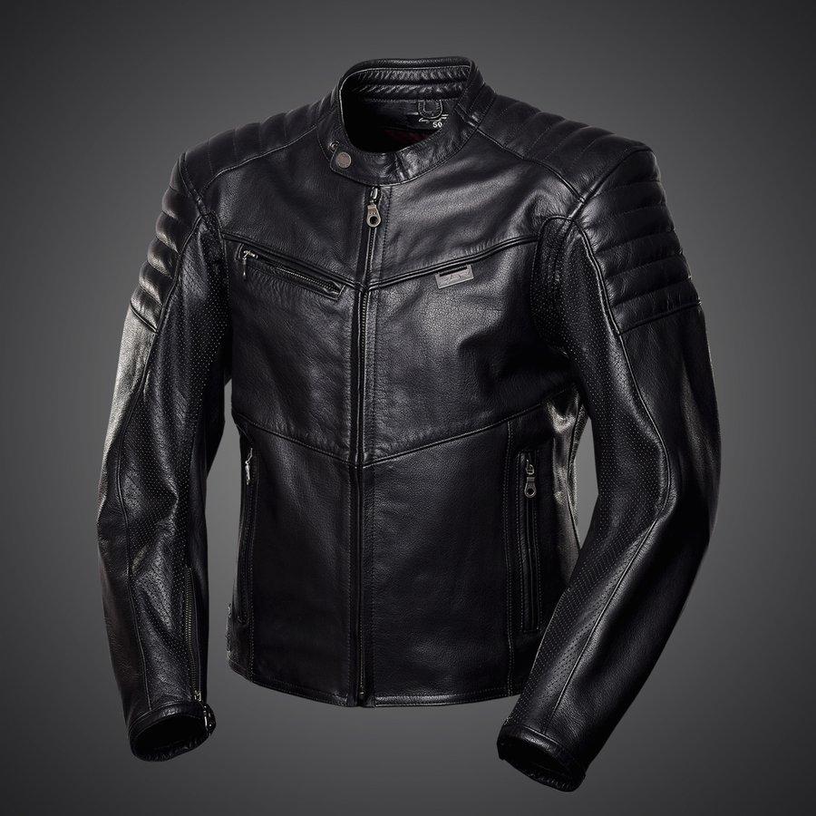 4SR dámska kožená bunda na motorku B-Monster Lady