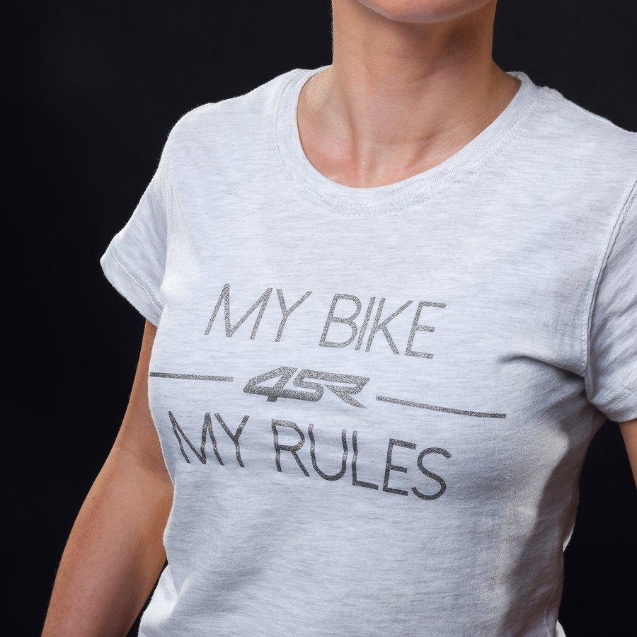 4SR dámske motorkárske tričko