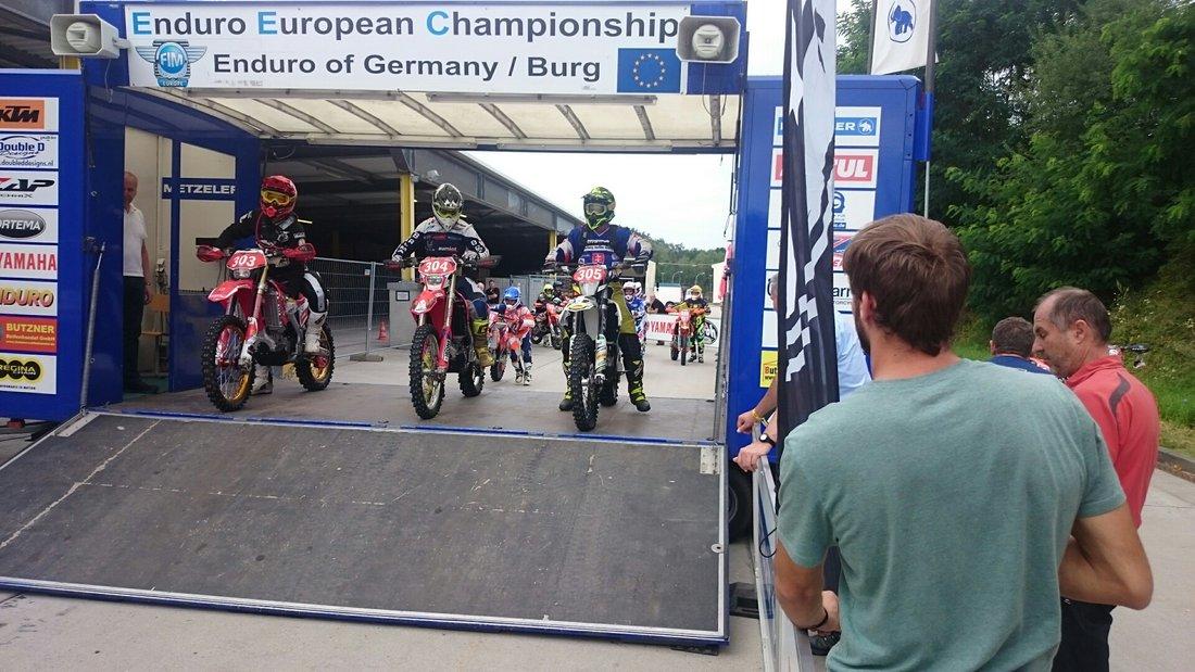 Slováci na Majstrovstvách Európy Enduro v Nemecku