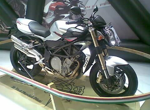 Miláno 2008 - MV Agusta