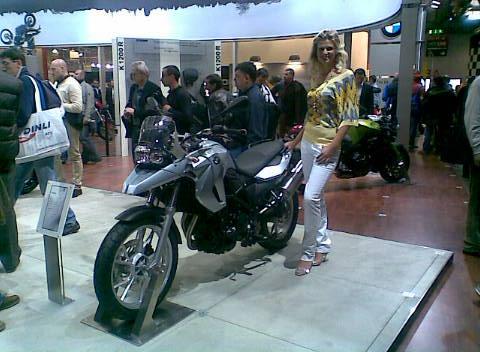 Miláno 2008 - BMW F 650