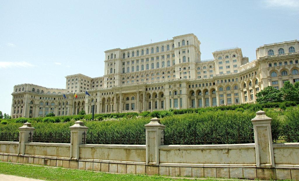 Bukurešť.