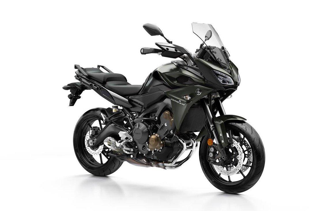 Yamaha MT-09 Tracer ABS - pôvodná cena 10.590€, nová cena 9.990€