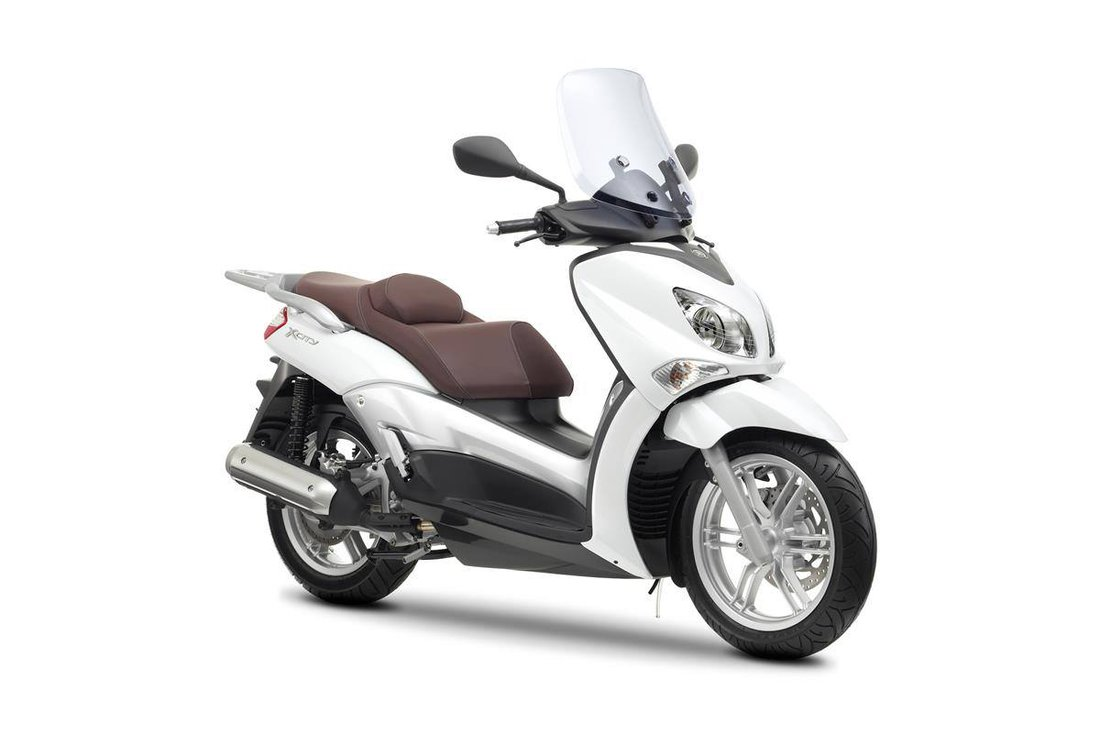 Yamaha X-City 250 - pôvodná cena 4.490€, nová cena 4.190€