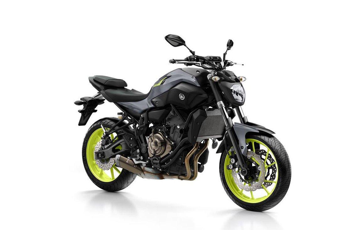 Yamaha MT-07 - pôvodná cena 5.890€, nová cena 5.490€
