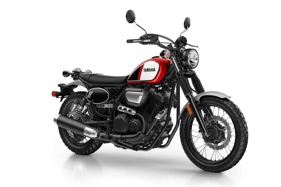 Yamaha XV950 Scrambler - pôvodná cena 9.990€, nová cena 9.490€