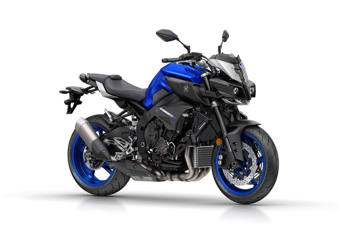 Yamaha MT-10 ABS - pôvodná cena 13.590€, nová cena 12.590€