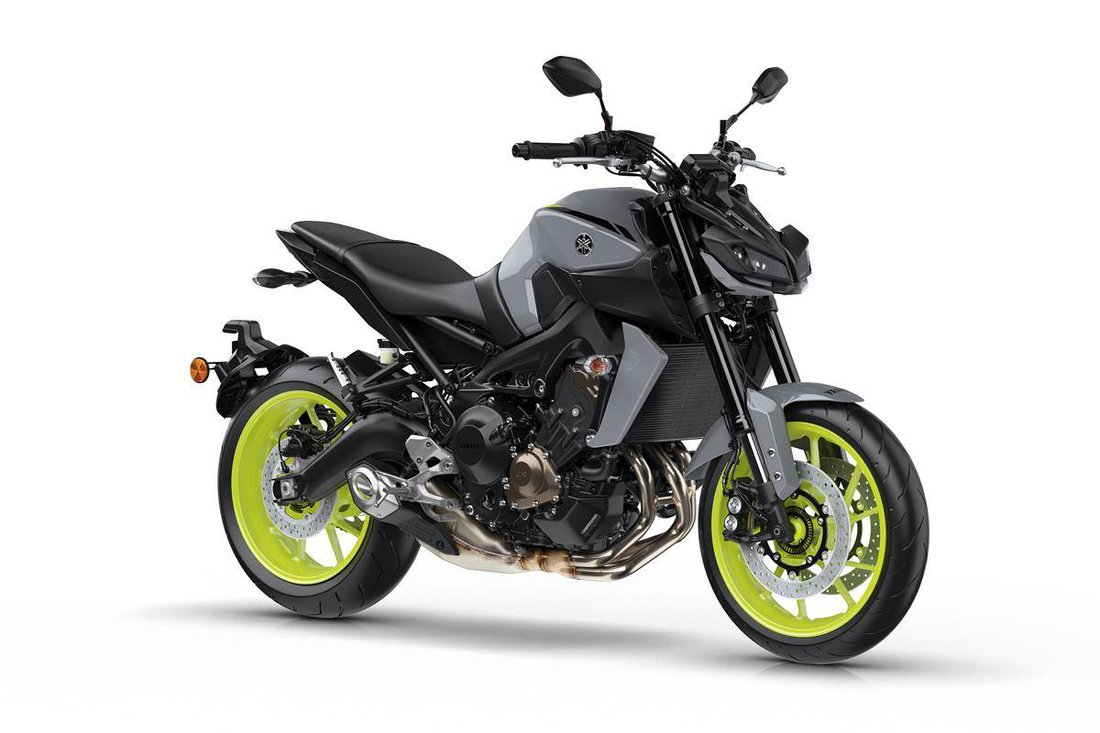 Yamaha MT-09 ABS - pôvodná cena 9.390€, nová cena 8.990€