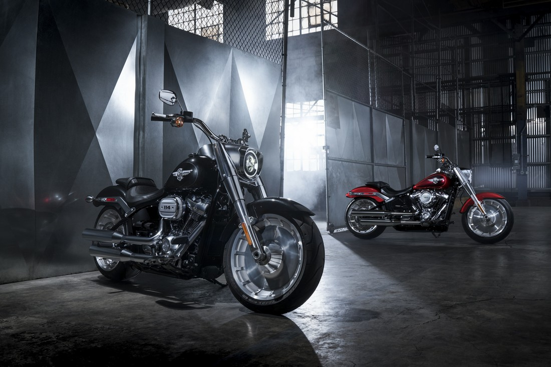 Harley-Davidson Fat Boy 2018