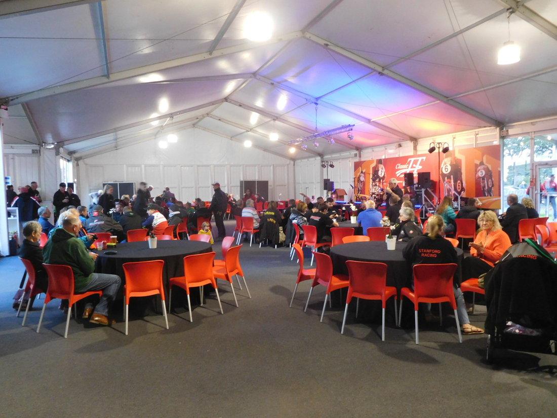 Odovzdávanie cien - Manx GP 2017