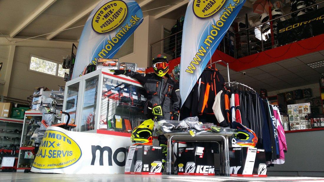 Motomix XL Enduro Cup 2017 - ceny Kenny pre najlepších jazdcov sezóny od motomix.sk