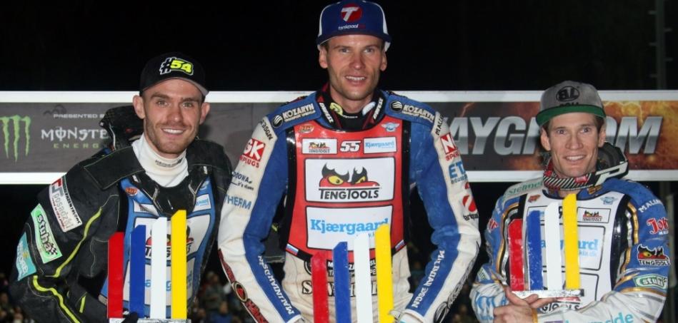 Martin Vaculík druhý na GP speedway v Nemecku!