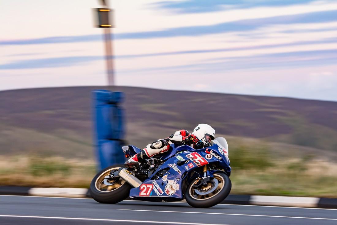 Miro Laki Sloboda na MANX GP 2017