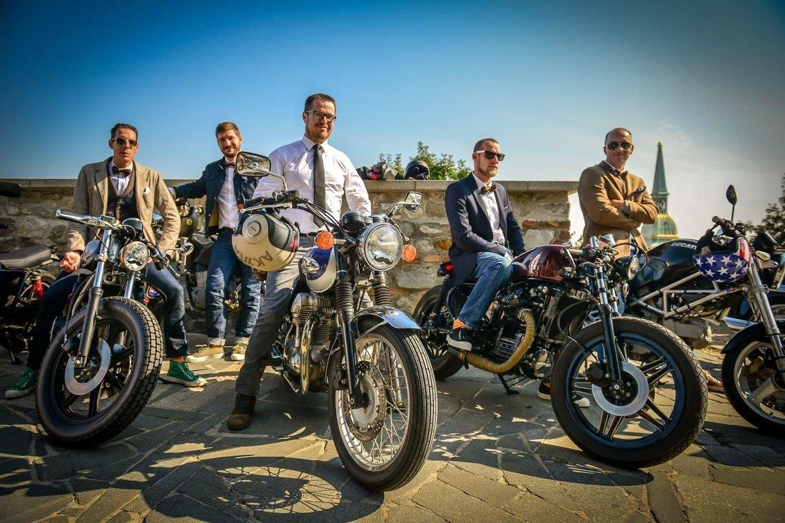 The Distinguished Gentleman's Ride 2016, Bratislava