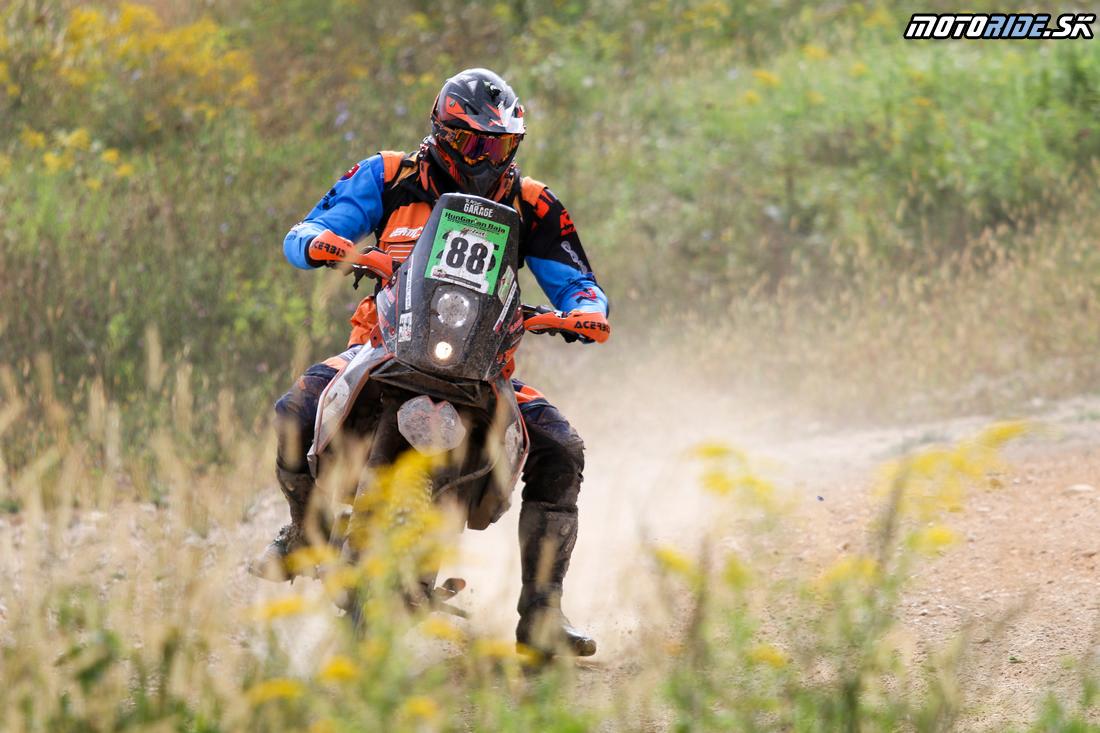 Motoride XL Enduro Rally 2017, Tuhrina, Slanské vrchy