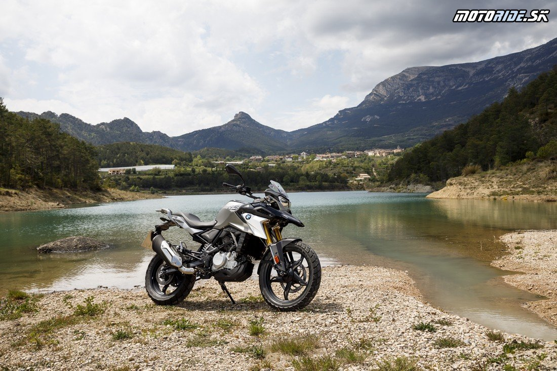 Prvé kilometre na novom BMW G 310 GS v španielskych zákrutách