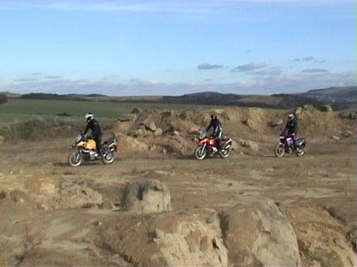 Motoride Dakar Adventure 2008 video - príprava a tréning