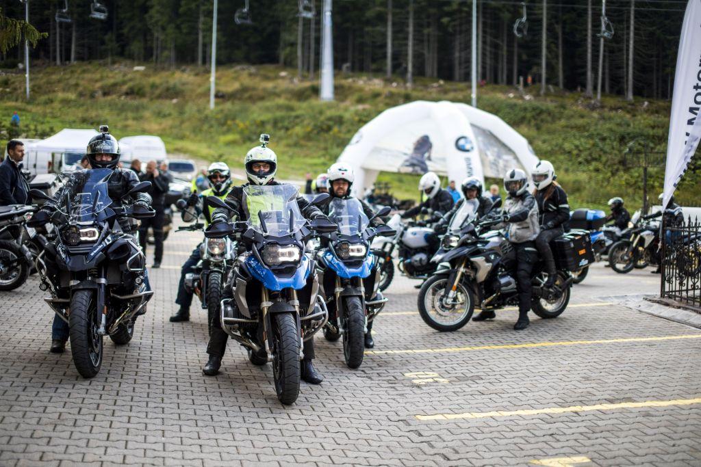 Dni BMW Motorrad Slovensko 2017, Jasná