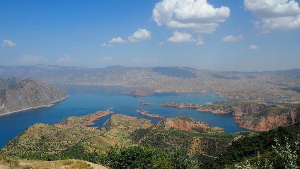 Priehrada Nurek, Tajikistan - Bod záujmu