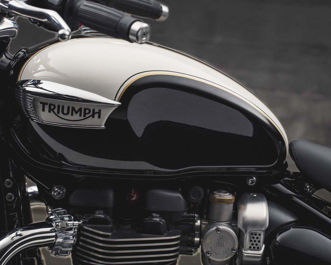 Triumph Bonneville Speedmaster 2018