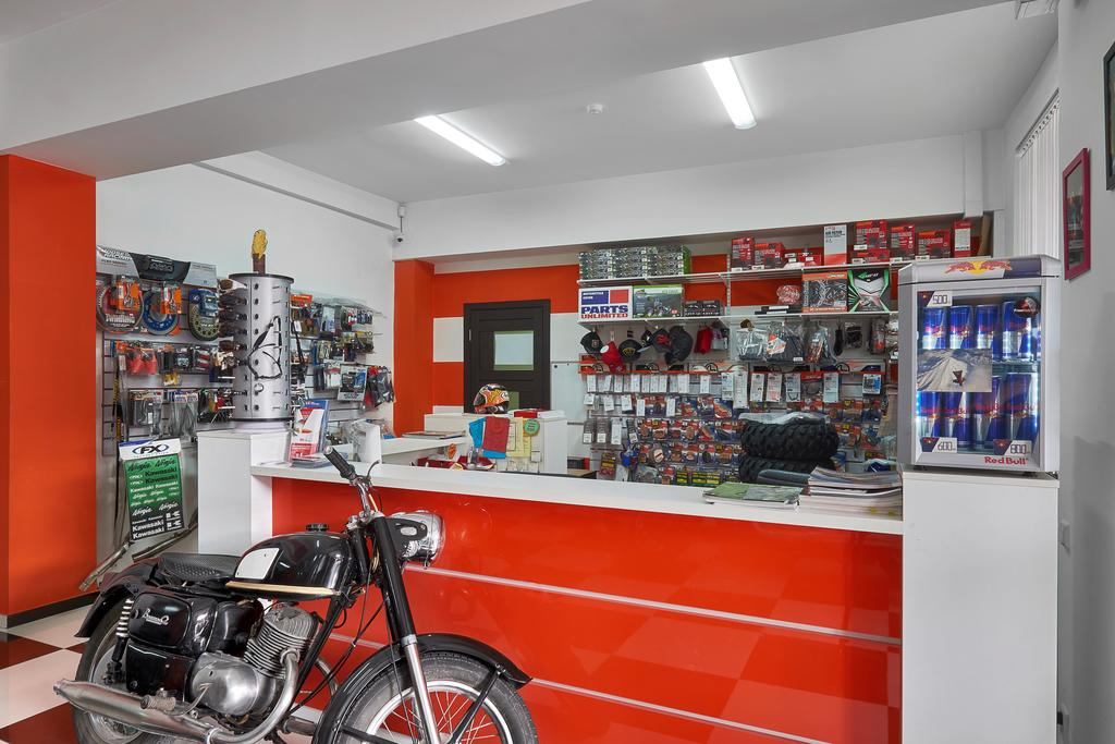 Hostel & Motoshop Freerider, Kazachstan - Bod záujmu