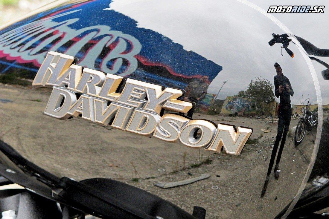 Harley-Davidson FXBB Street Bob 2018