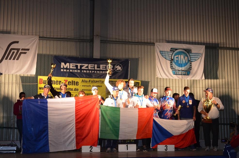 Majstrovstvá Európy v Endure finále – Gelnica 2017