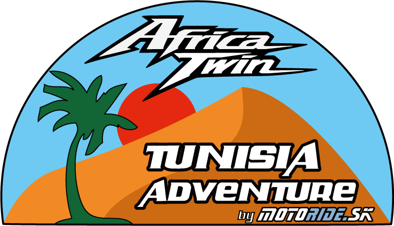 Africa Twin Tunisia Adventure - by motoride.sk