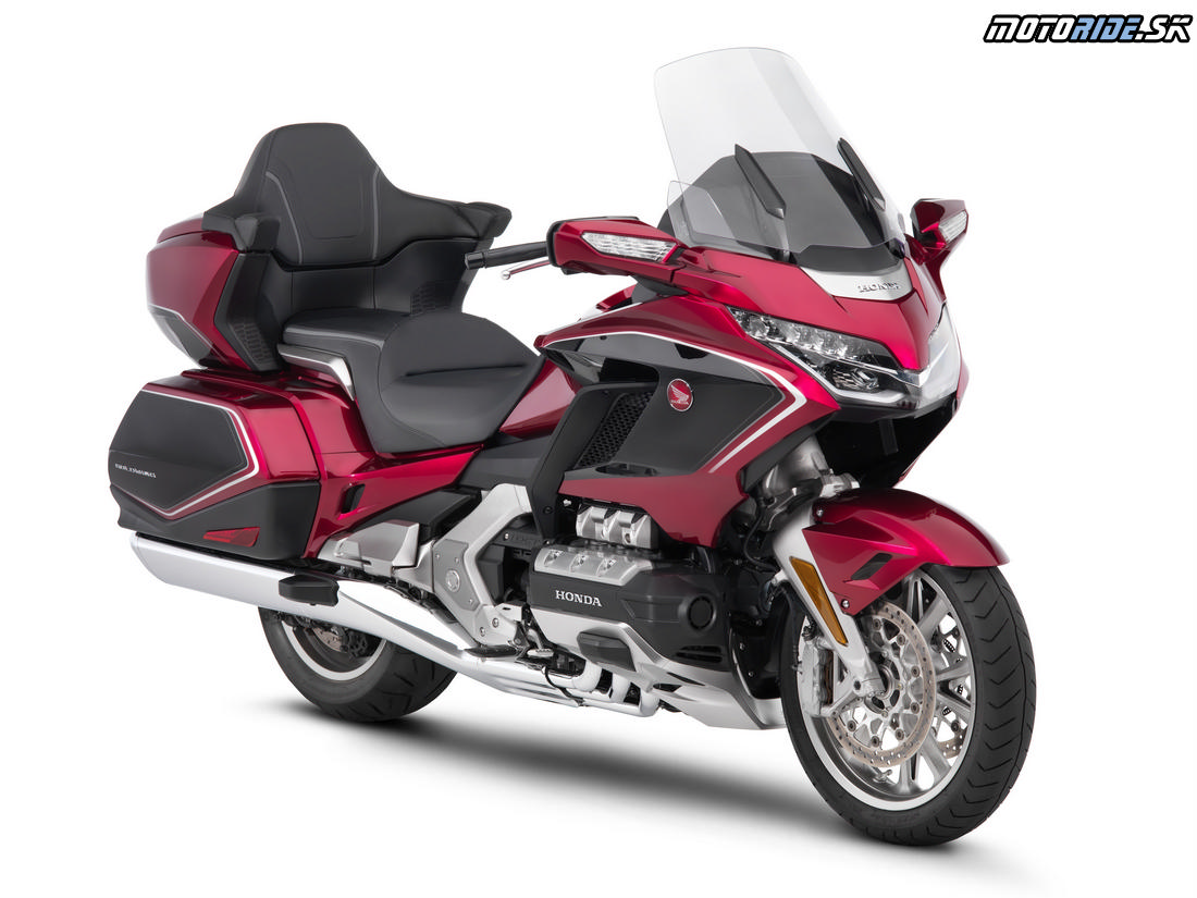 Honda Gold Wing Tour 2018