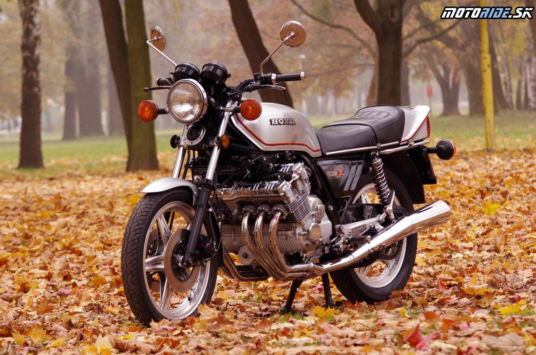 Honda CBX 1000  (1979) - legendárny šesťvalec