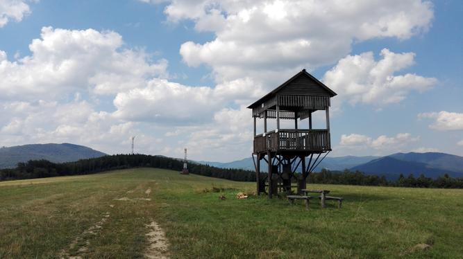 Rozhľadňa Holica, Slovensko - Bod záujmu