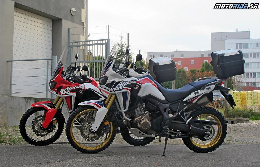 Motorky sa už nevedia dočkať - Africa Twin Tunisia Adventure - by motoride.sk