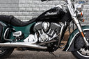 Indian Springfield metallic jade thunder black 2018