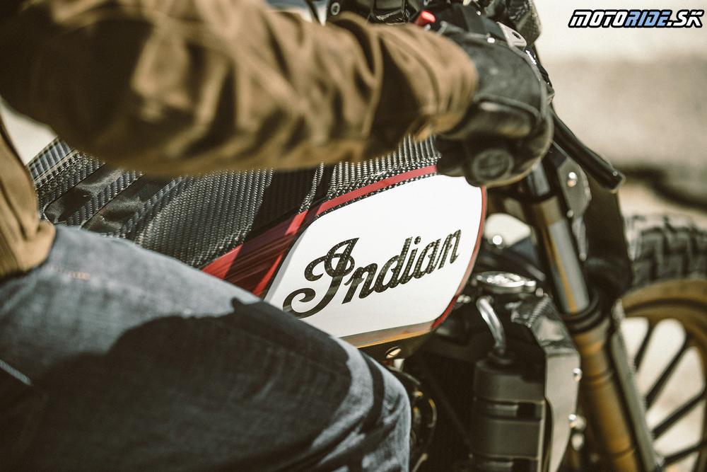 Indian FTR1200 Custom 2018