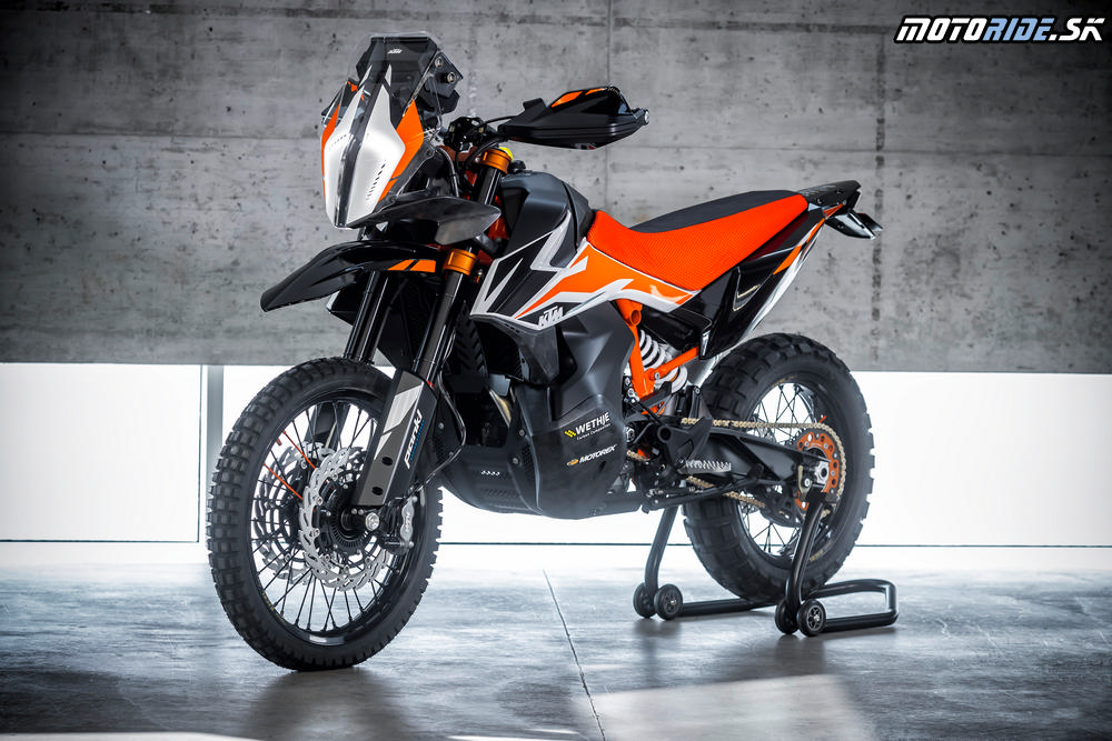 KTM 790 ADVENTURE R Prototype 03