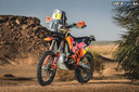 KTM 450 RALLY Prototype Static 02