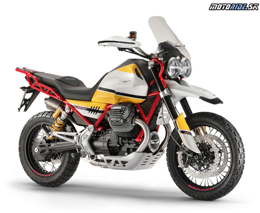 Moto Guzzi V85 2018