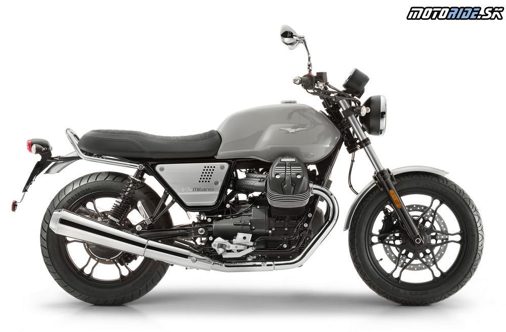 Moto Guzzi V7 III 2018