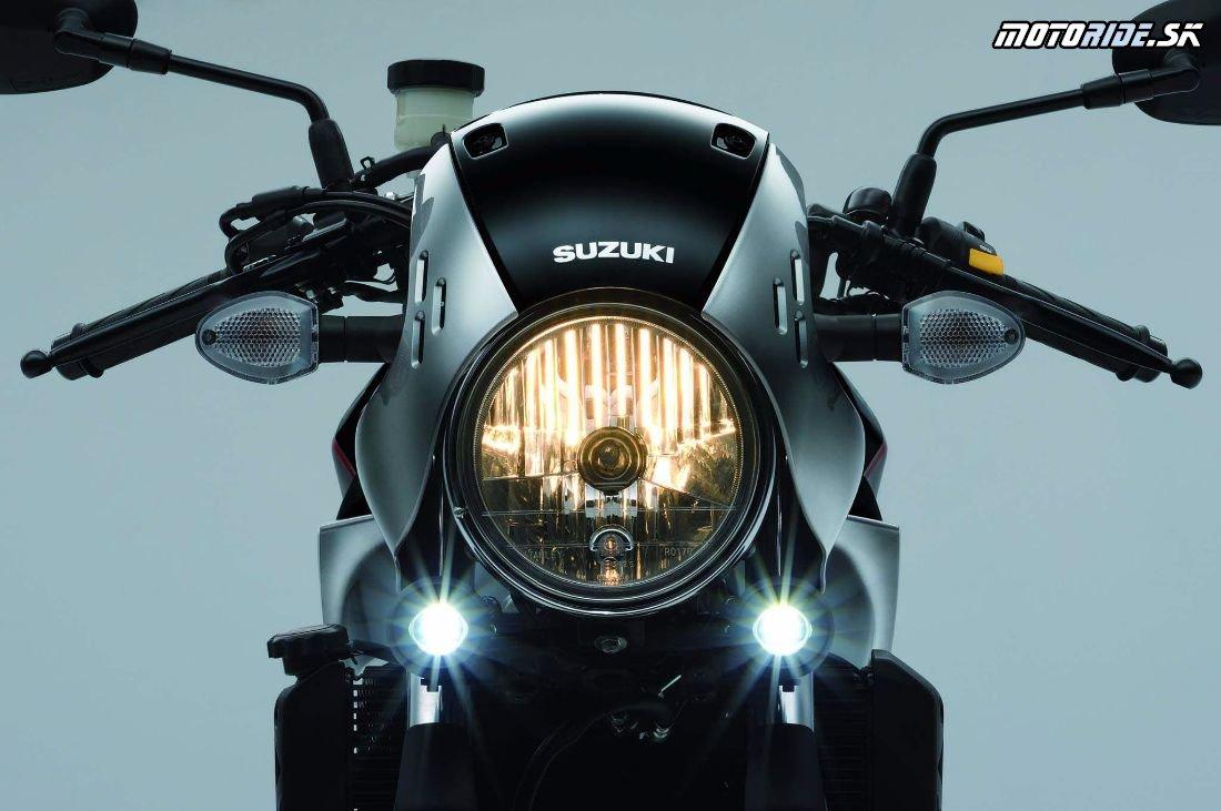 Suzuki SV650X 2018