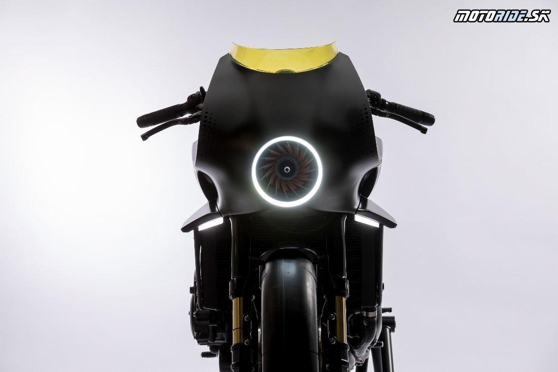 CB4 Interceptor concept adds futuristic extra dimension to Honda s EICMA