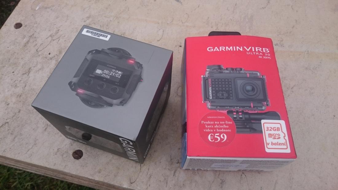 Dorazili kamery Garmin, vrátane úplnej novinky 360 stupňovej kamery - Na Afrikách do Afriky - predstavujeme Africa Twin Tunisia Adventure