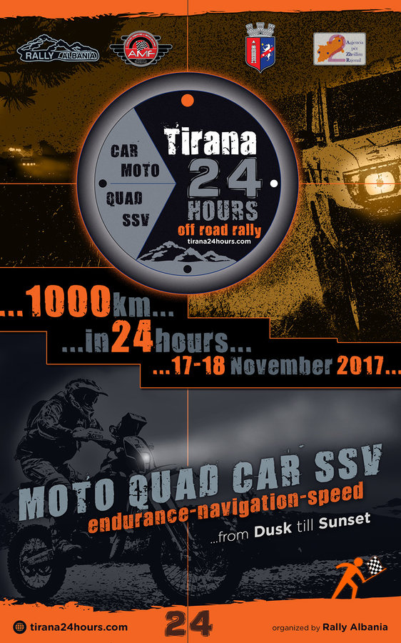 Tirana 24 hours off road rally