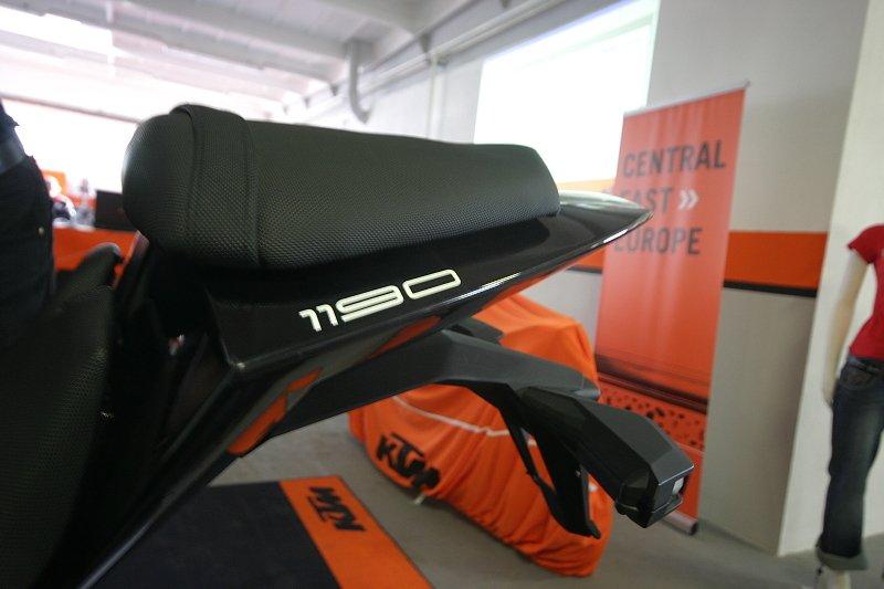 KTM CEE predstavila nové modely 2008