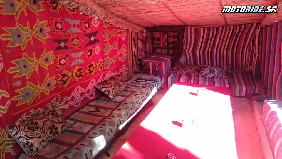 Tamerza - Naživo: Na Afrikách do Afriky - Africa Twin Tunisia Adventure