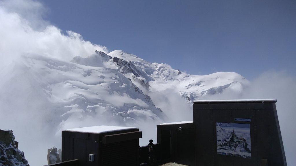 Vyhliadka na Mont Blanc, Francúzsko - Bod záujmu