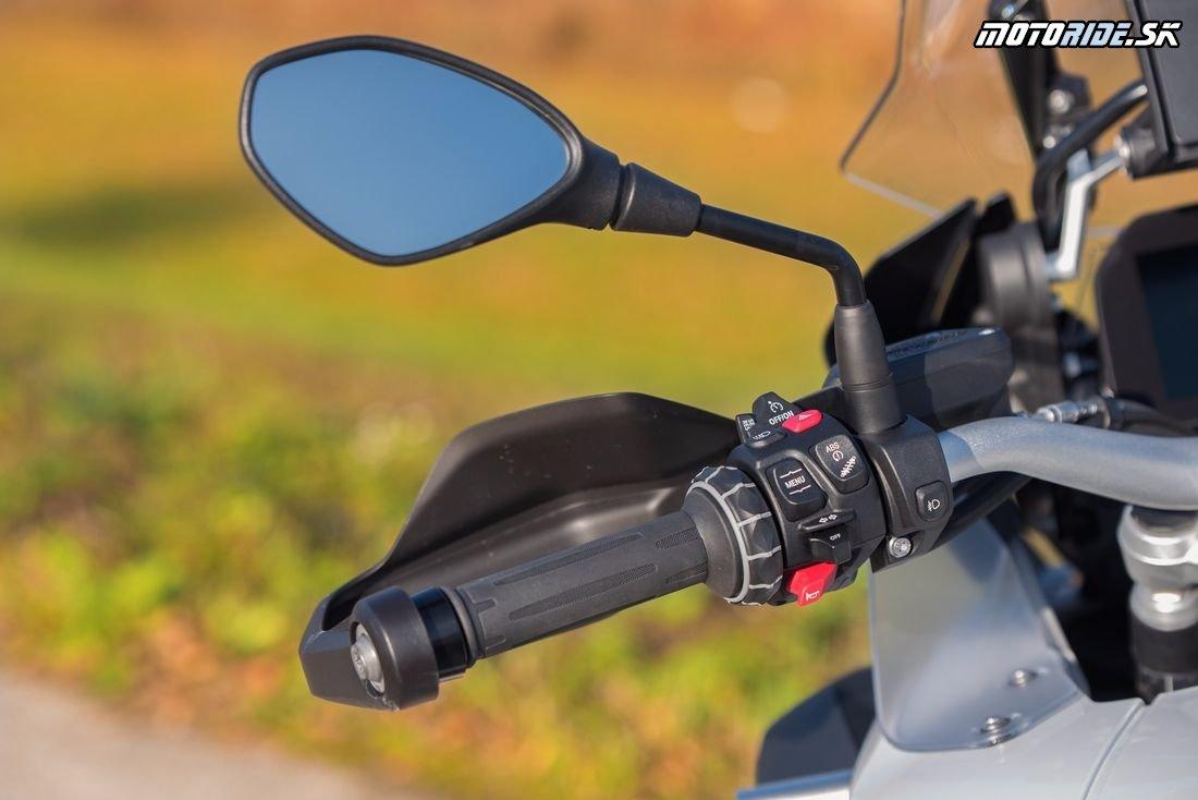 Test všestranného transkontinentálneho krížnika BMW R 1200 GS Adventure 2018